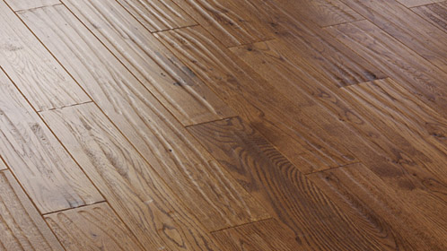 oak rustic, UV oiled, engineered, wooden flooring